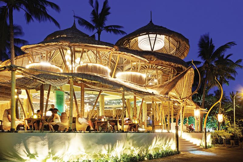 beach clubs Bali - Azul Beach Club Bali