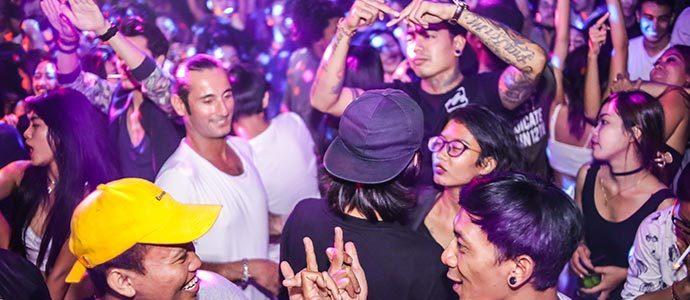 Best Clubs in Bali