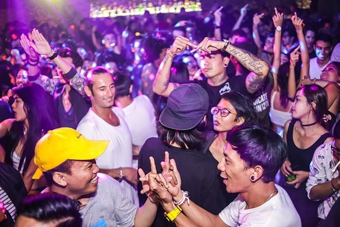 The Best Nightclubs In Bali The Beat Bali