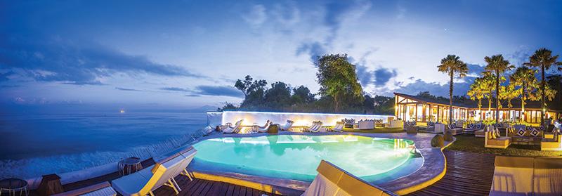 beach clubs Bali - El Kabron Cliff Club Bali