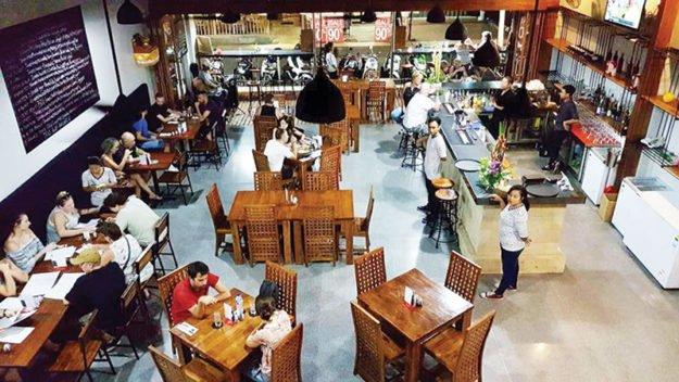 Chapter 2 Restaurant & Bar - Legian
