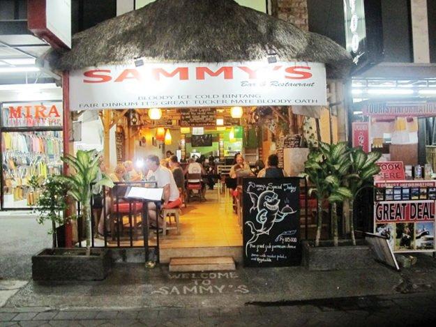 Sammy's - Legian