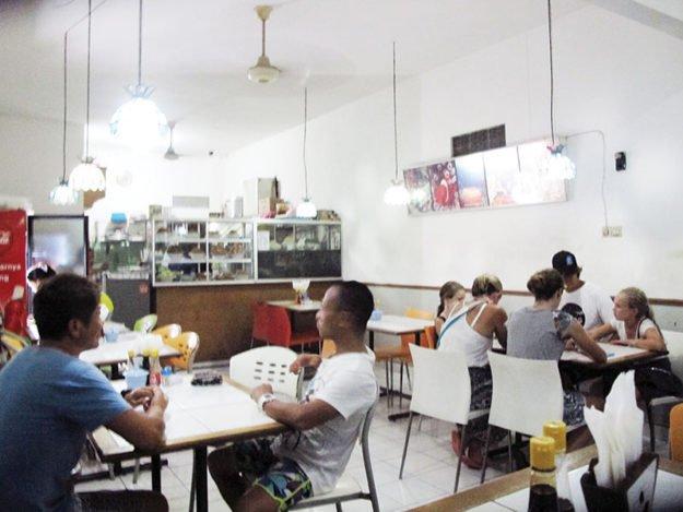 Warung Yogya - Legian