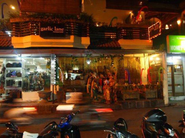 Garlic Lane Restaurant & Bar - Legian