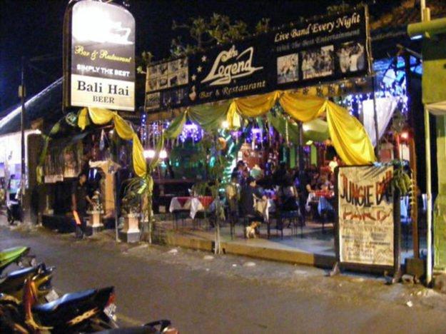 The Legend Bar & Restaurant - Legian