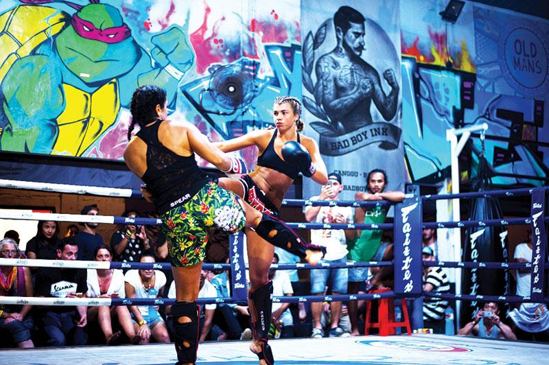 Canggu Fight Night - The Beat Bali