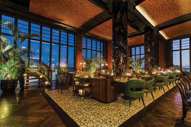 Date for 2: The Plantation Grill Seminyak - The Beat Bali