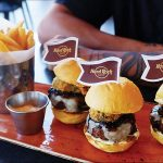 Hard Rock Café | Mango Bacon Sliders