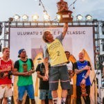 Ozzie Wright Wins Uluwatu Single Fin Classic