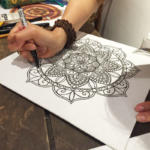 Mandala Workshop | Feb 22nd | Bisamake Makerspace