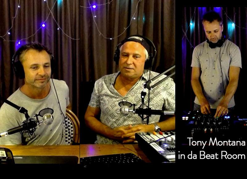 DJ Tony Montana – Tuesday Podcast & Live Set