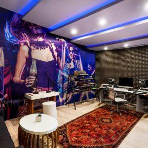 Music Studio Record
