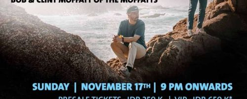 Music Travel Love: Bob & Clint Moffatt of The Moffatts at Hard Rock Cafe November 17